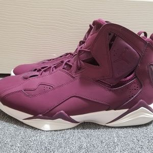 Nike Air Jordan True Flight Bordeaux Sail Shoes